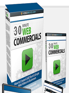 Free WSO - 30 Mins Web Commercials