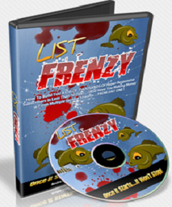 List Frenzy - The Biggest, Baddest List Building Product of 2013!!