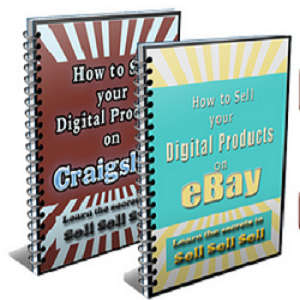 $ell $ell $ell Your Digital Products on eBay & Craigslist 2x eBooks
