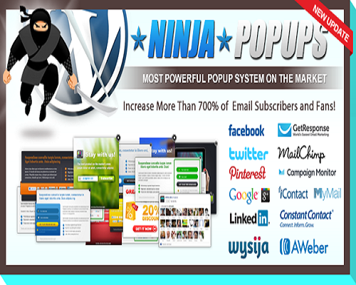 WordPress Plugins Reviews – Ninja Pops Up Plugin