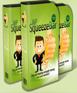 WordPress Plugins Reviews - WP Squeeze Bar
