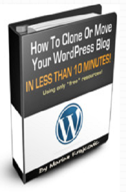 WordPress Plugins Reviews - Clone Your WordPress Blog