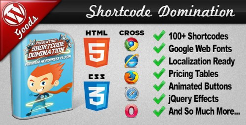 WordPress Plugins Reviews - Shortcode Domination WordPress Plugin