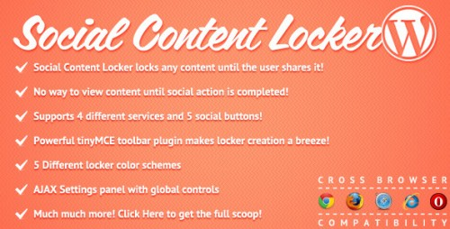WordPress Plugins Reviews - Social Content Locker for WordPress