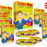 Sales Man Sales Letter Software
